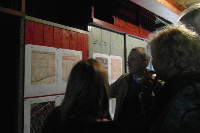 Bouwhistoricus Jan Dröge geeft een toelichting.