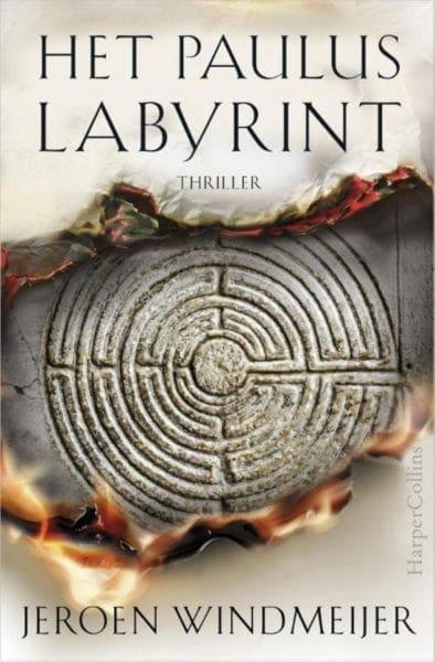 Het boek Het Pauluslabyrint van  Jeroen Windmeijer