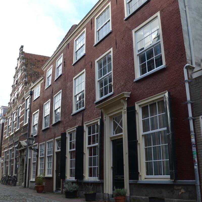 Lokhorststraat 18, 20 en 22