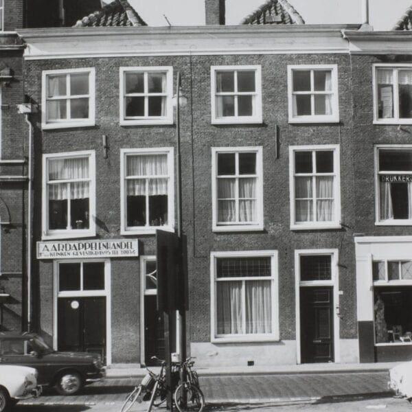 Aalmarkt 5 en 6 in 1969