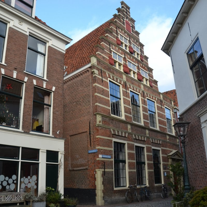 Lokhorststraat 16 (de Latijnse School)